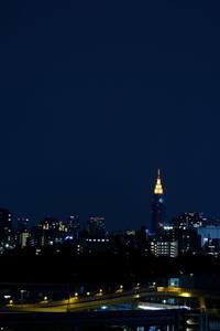 夜景 / X-T2 + XF55-200mmF3.5-4.8 R LM OIS - minamiazabu de 散歩 with FUJIFILM