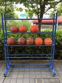 バスケットボールラック5段 - プロップアイズ小道具リスト