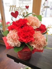 5月に入ったらすぐやってくる!【母の日】のご予約はお早めに~ - ルーシュの花仕事