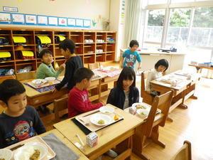 6年生と一緒に - 大島町立つつじ小学校