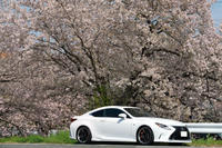RCとSAKURA その2 - The Digital Photo Stage ~ LEXUS RC & Audi A3の備忘録と時々...工場萌えとDr.Yellow ~