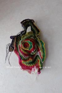 ゾンビじゃないのよ          It's not zombie! - 糸始末な日々         Thread&Yarn Handing Days