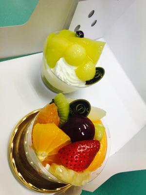 新宿高野のケーキ - 備忘録