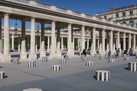 パレ・ロワイヤル庭園 Jardin du Palais-Royal - tony☆