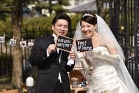 DIY Wedding♪ - 南蔵王・聖ペトロ教会のプランナーブログ