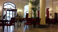 歴史が一杯の優雅なホテル Grand Hotel Ets Des Palmes - シチリア島の旅ノート