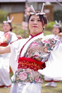 2017上郡フェスタさくらその12(播州櫻組) - ヒロパンの天空ウォーカー