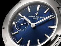 オーヴァーシーズに 待望のスモールサイズを含む 6 つの新モデルがラインナップ! - a-ls 時計(Mechanical Watch Users News) blog.