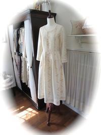 ワンピース『アン・B』 - いつかリリアン・ギッシュのように…手作りお洋服のあとりえ便り