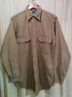 Work shirts Items - 古着屋 may ブログ