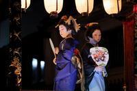 長浜曳山まつり 2017 青海山『伊勢音頭恋寝刃 油屋』 - ゲ ジ デ ジ 通 信