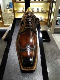 【Stefano Branchini】この圧倒的ノルベ、復活のブランキーニ! - 銀座三越5F シューケア&リペア工房<紳士靴・婦人靴・バッグ・鞄の修理&ケア>