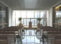 名古屋のチャペルに家具を納めました。 - ラントマン アトリエ通信