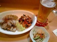 京都市 韓国料理でガッツリ♪ 〇マル - 転勤日記