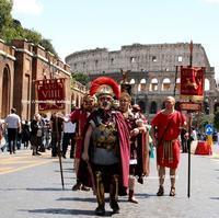 """""""祝!ローマ!お誕生おめでと~う♪^0^♪♫♪""""  ~ Natale di Roma:古代ローマ建国記念日4/21・2770歳 ~ - ROMA  - PhotoBlog -"""