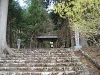 常照皇寺へドライブ - これから見る景色