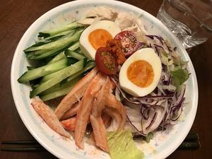 シラタキとモヤシでつくる 冷やし中華風~☆ - よく飲むオバチャン☆本日のメニュー
