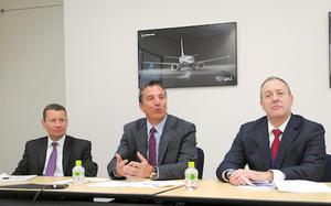 ボーイング、日本の航空機ファイナンスへの供給額は年50億ドル - WING DAILY