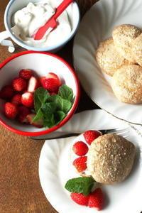 4月のレッスンは苺とオレンジとカボチャさんから - Baking Daily@TM5