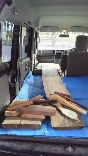 木材・材料購入 - 木遊人masamiの十勝lifelog