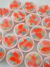 今年の夏は金魚屋さん。・* - Heartful Sweets