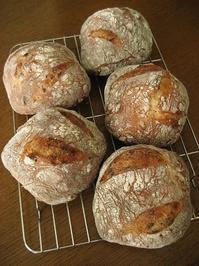 白いとうきびのパン - slow life,bread life