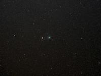 4/19のタットル・ジャコビニ・クレサック彗星(41P) - 安倍奥の星空