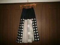 スカート、バッグ、孫のワンピースまとめて更新です(⌒∇⌒) - 手作りの記録