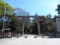 鹿島神宮と銚子漁港で春の日帰り旅 - ふつうの生活 ふつうのパラダイス♪
