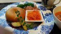 ベーグルのワンプレート朝ごぱん - 料理研究家ブログ行長万里  日本全国 美味しい話