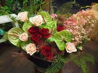 大人っぽいピンクシリーズ、イメージはこんな感じ。 - ルーシュの花仕事