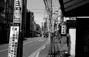 商店街 - そぞろ歩きの記憶