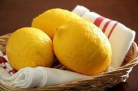 完熟国産レモンでシロップづくり - Takacoco Kitchen