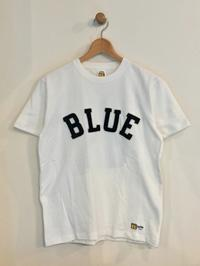 BLUE BLUE / RUSSELL BLUEBLUE BLUE PATCH SS T - Safari ブログ