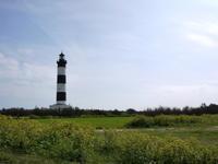 オレロン島最北、シャシロン(Chassiron)の灯台  - ちぐま日記 bis ~フランス・ナントより