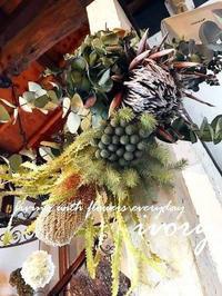 『4月23日(日)は雪boloパンの日〜♬』 -  Flower and cafe 花空間 ivory (アイボリー)