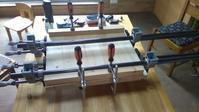 いす試作その3 - 木工家具製作所「玉造工房」ぶらぶら