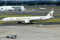 2017シドニー遠征 その30 シドニー1日目 エティハド航空 - 南の島の飛行機日記