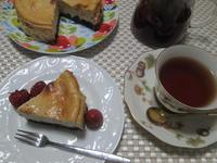 シナモン香る♪ チーズケーキ - candy&sarry&・・・