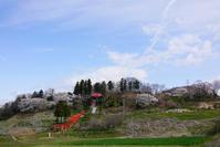 桜のある風景 - 四十の手習い 自転車と写真が好き