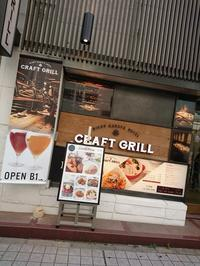 NIKKO KANAYA HOTEL CRAFT GRILL - 東京を食べ歩くネコ♪