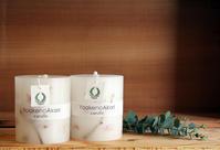 Botanical Candle サクラ / YoakenoAkari - bambooforest blog