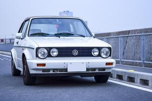 VWゴルフのプラモデル2題 - 超音速備忘録