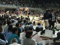 相撲巡業 - まさよの料理とアウトドア