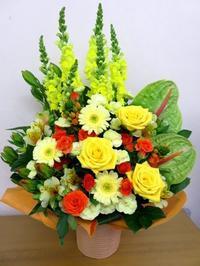 結婚記念日に - 大阪府茨木市の花屋フラワーショップ花ごころ yomeのブロブ