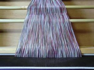 心のまんまに機織りの一日 - 織華の紗音