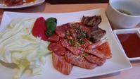 牛DO で焼肉ランチ - おでかけメモランダム☆鹿児島