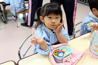 はじめてのお弁当(年少) - 慶応幼稚園ブログ【未来の子どもたちへ ~Dream Can Do!Reality Can Do!!~】