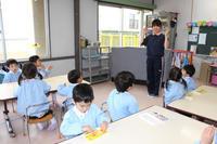 お母さんの絵(あやめ) - 慶応幼稚園ブログ【未来の子どもたちへ ~Dream Can Do!Reality Can Do!!~】