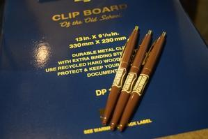 『PENCO × SD Old School Clip Board』&『BIC × SD Ballpoint Pen』!!! - Clothing&Antiques Fun